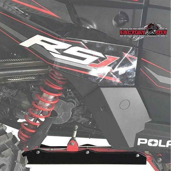 Factory UTV RZR RS1 UHMW Trailing Arm Guards