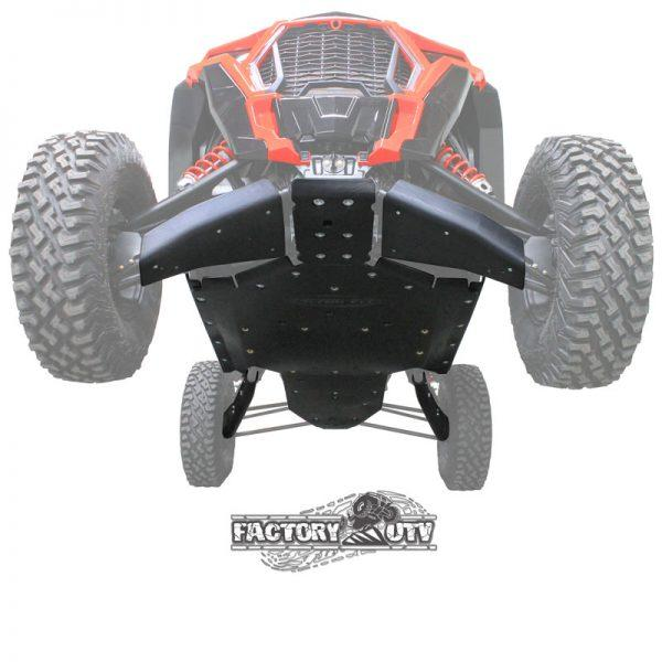 Factory UTV Polaris RZR XP Turbo-S Ultimate Three Eighths UHMW Kit,Factory UTV Polaris RZR XP Turbo-S Ultimate Half Inch UHMW Kit