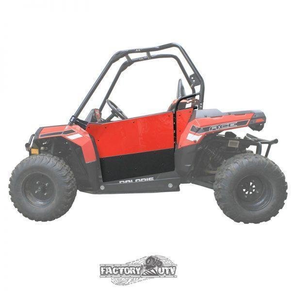 Factory UTV Polaris Sportsman ACE 150 Complete Door Kit