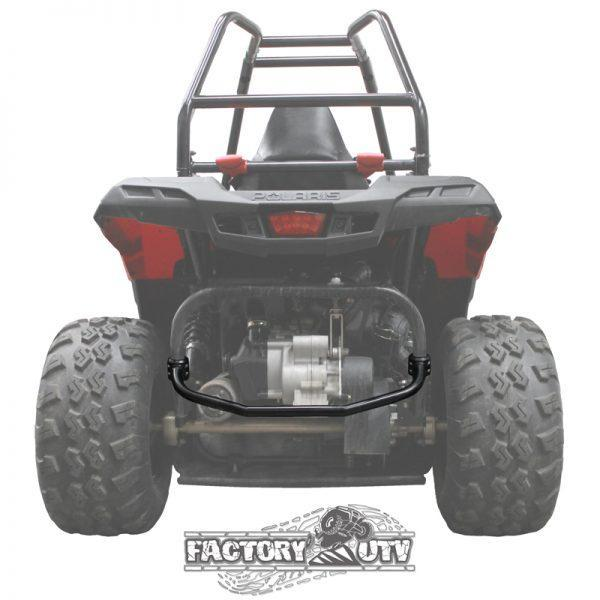 Factory UTV Polaris Ace 150 Custom Transmission Guard Bar