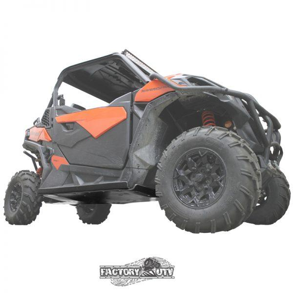 Factory UTV Can-Am Maverick Trail Three Eighths UHMW Skid Plate,Factory UTV Can-Am Maverick Trail Half Inch UHMW Skid Plate