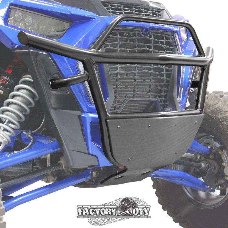 Factory UTV RZR XP Turbo-S Steel Front Bumper Assembly
