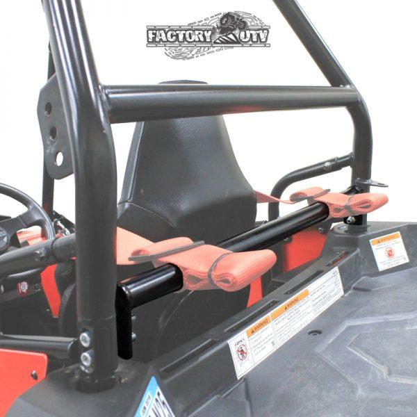 Factory UTV Polaris Ace 150 Custom Harness Mount Bar