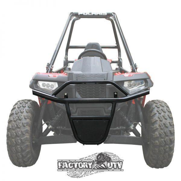 Factory UTV Polaris Ace 150 Custom Steel Front Bumper