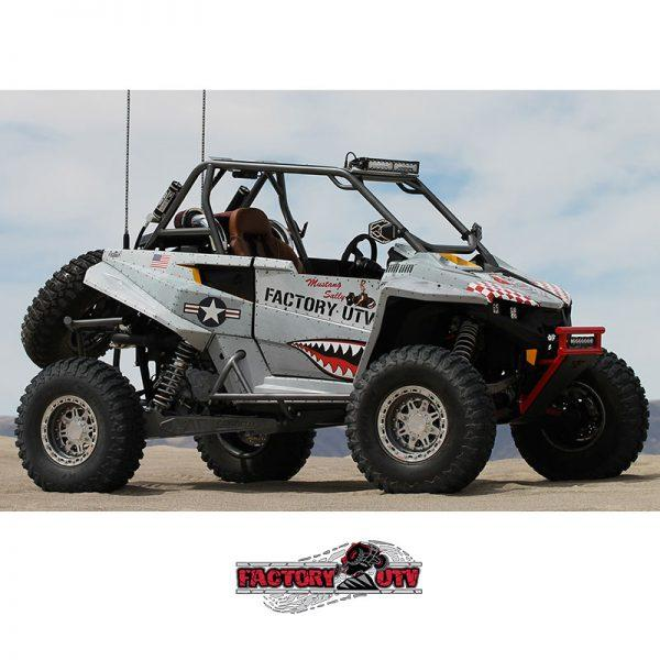 Factory UTV Polaris RZR RS1 Full Replacement Roll Cage