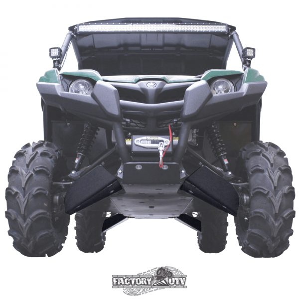 Factory UTV Yamaha Viking UHMW A-Arm Guard Kit