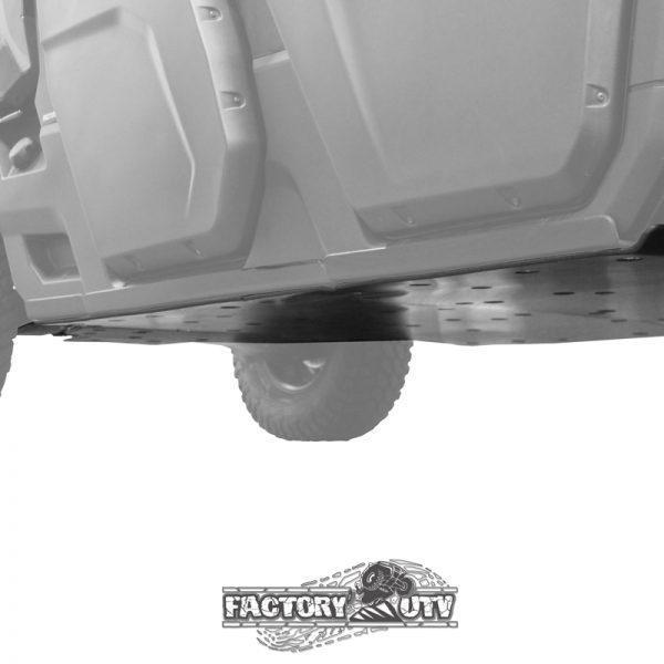Factory UTV Can-Am Defender Max Half Inch UHMW Skid Plate