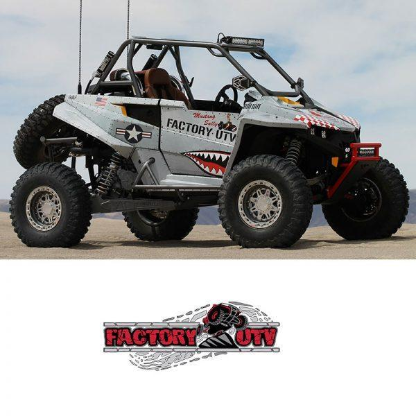 Factory UTV Full Replacement Custom UTV Roll Cage