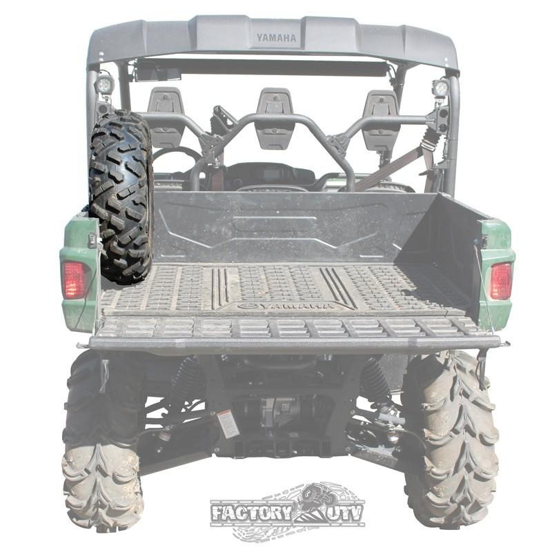 Factory UTV Yamaha Viking Bed Mount Spare Tire Carrier