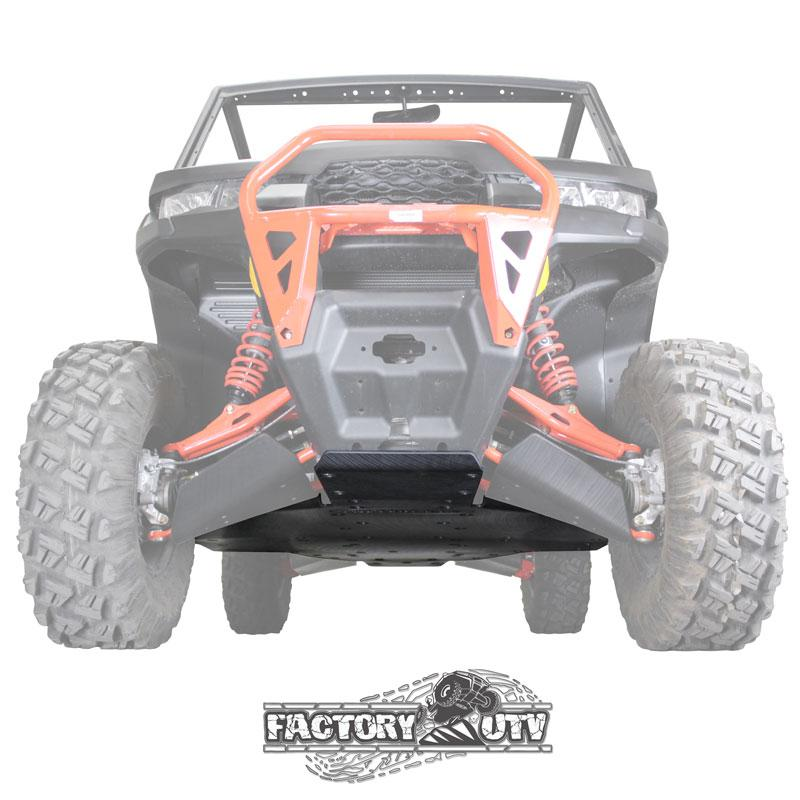 Factory UTV Can-Am Defender Three Eights UHMW Skid Plate