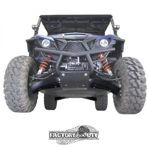 Factory UTV Yamaha Wolverine X2-X4 UHMW A-Arm Guard Kit