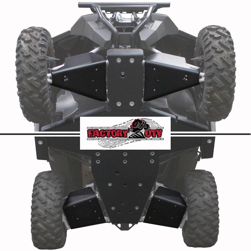 Polaris General 4 Ultimate Three Eighths Inch UHMW Skid Package