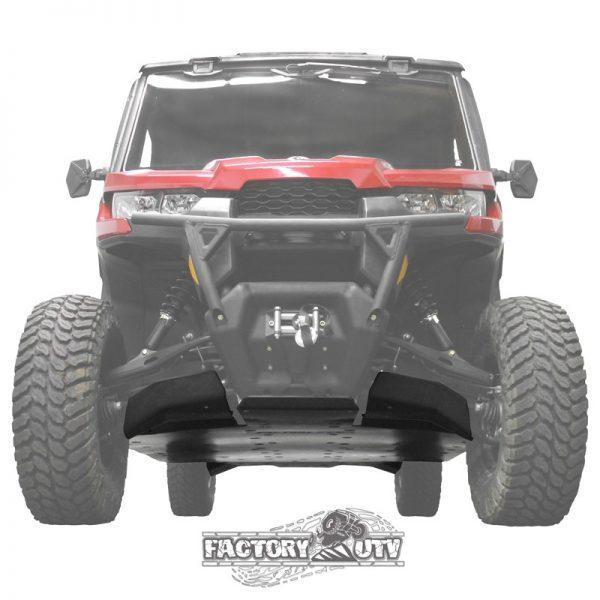 Can-Am Defender Max Ultimate Three Eighths UHMW Armor Kit