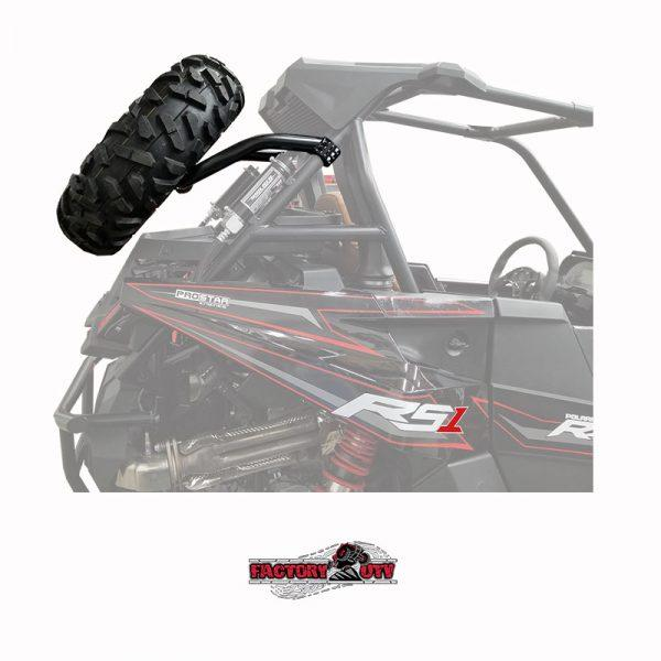 Factory UTV RZR RS1 Dual Clamp Spare Tire Mount