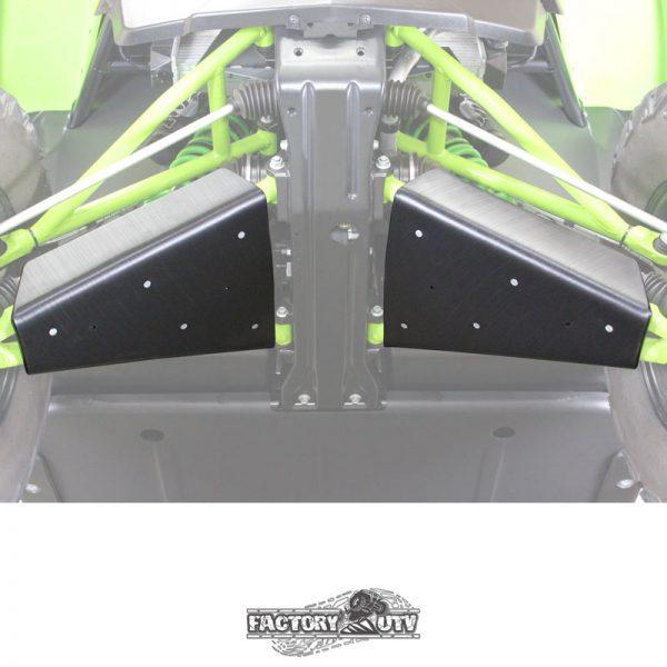 Factory UTV Arctic Cat Wildcat XX UHMW A-Arm Guards