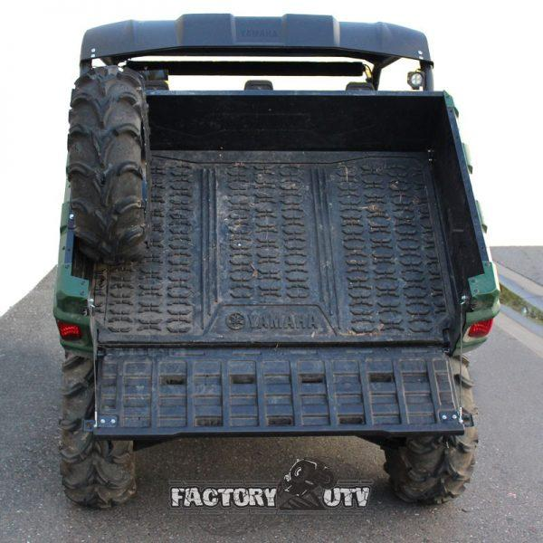 Factory UTV Yamaha Viking Bed Mount Spare Tire Carrier rear