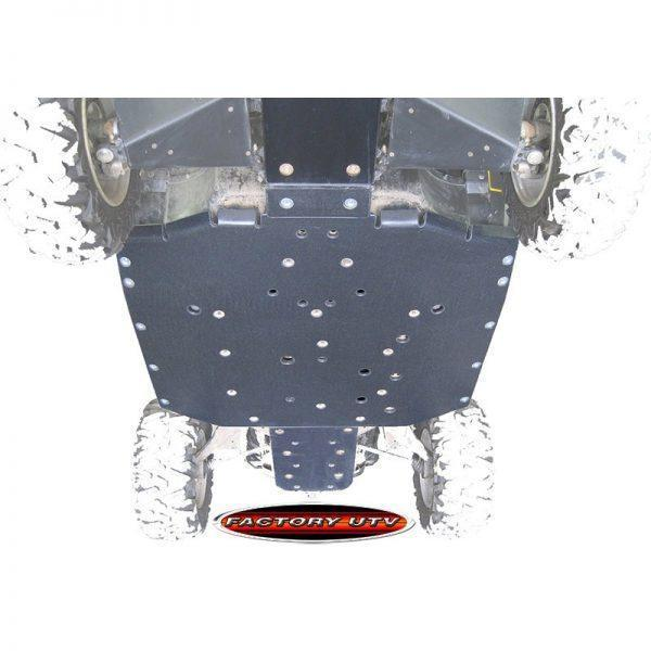 Can-Am Commander Half Inch UHMW Full Skid Plate