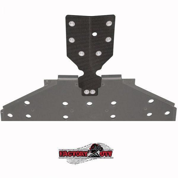 Can-Am Maverick X3 Three Eighths Inch Front Diff Skid Plate