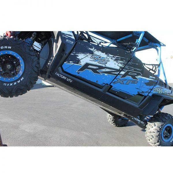 RZR XP4 900-Jagged X- Ultimate Half Inch UHMW Package