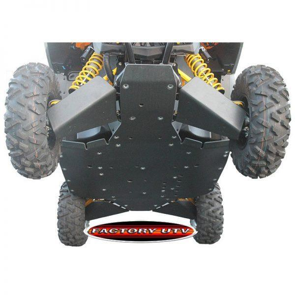 Can-Am Maverick Ultimate Half Inch UHMW Kit