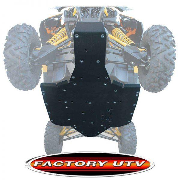 Can-Am Maverick Half Inch UHMW Skid Plate
