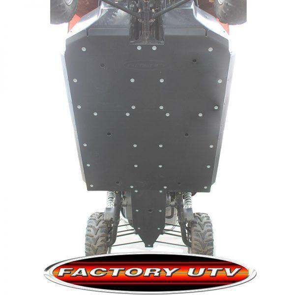 Arctic Cat Wildcat Four Three Eights UHMW Skid Plate