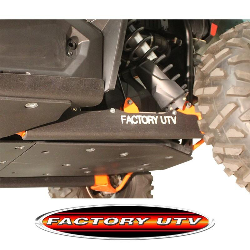 RZR XP 1000 UHMW Trailing Arm Guards