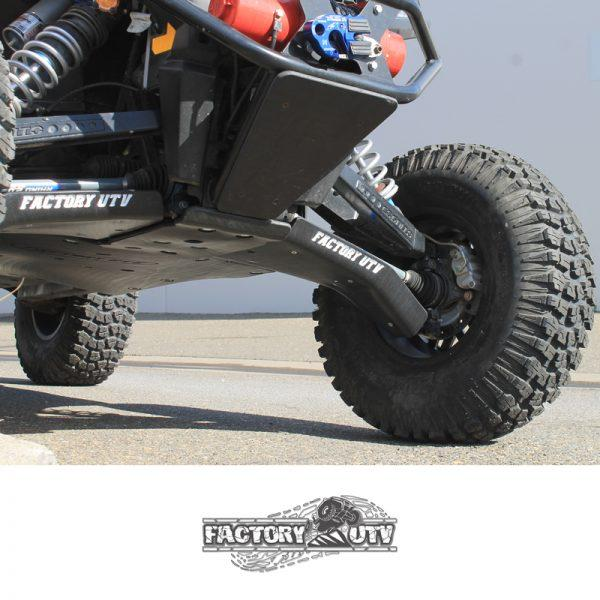 RZR XP 1000 Long Travel UHMW A-arm Guards