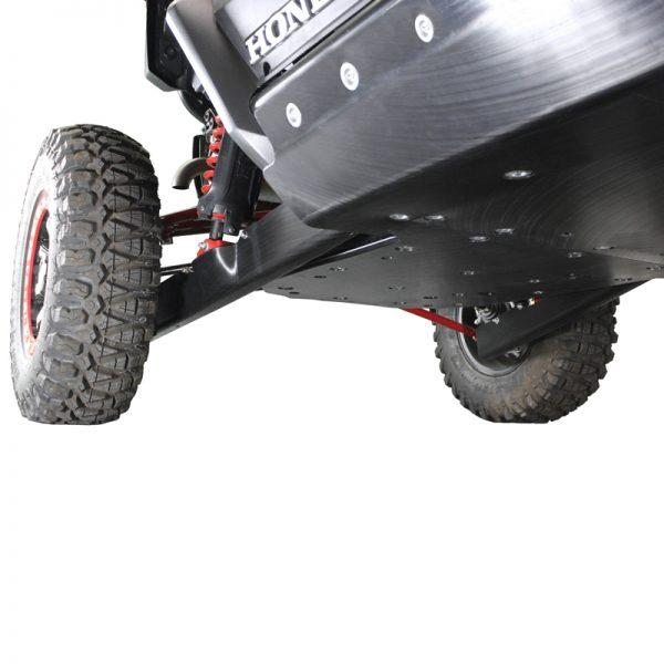 Factory UTV Honda Talon 1000 R UHMW Trailing Arm Guards