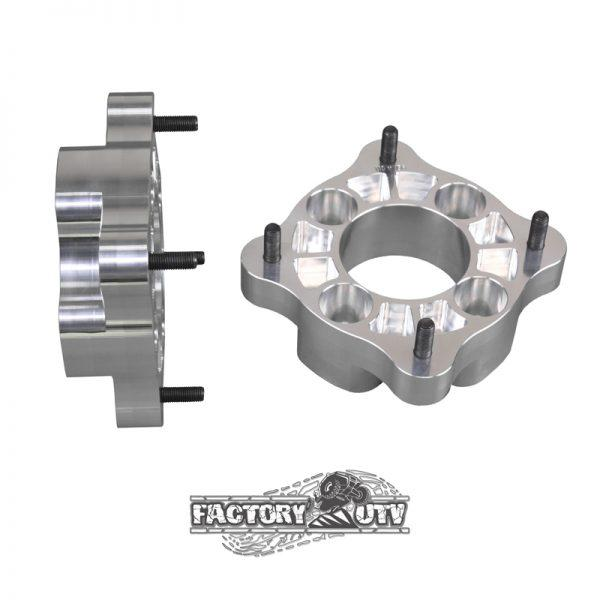 Factory UTV Two Inch RZR-170 Billet Spacer-Adapters,Factory UTV Billet Aluminum Wheel Spacers,Factory UTV Two Inch RZR-170 Billet Wheel Spacers,Factory UTV Two Inch RZR-170 Billet Spacer-Adapters,Factory UTV RZR 170 Wheel Spacer Adapter Kit