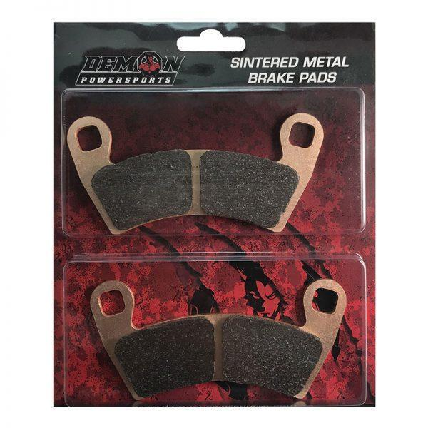 Demon Powersports Sintered UTV Brake Pads