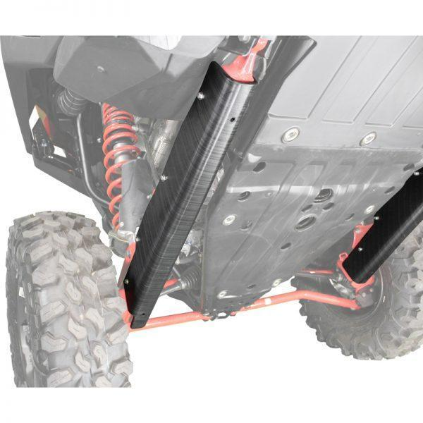 Factory UTV Polaris RZR Pro XP UHMW Trailing Arm Guards