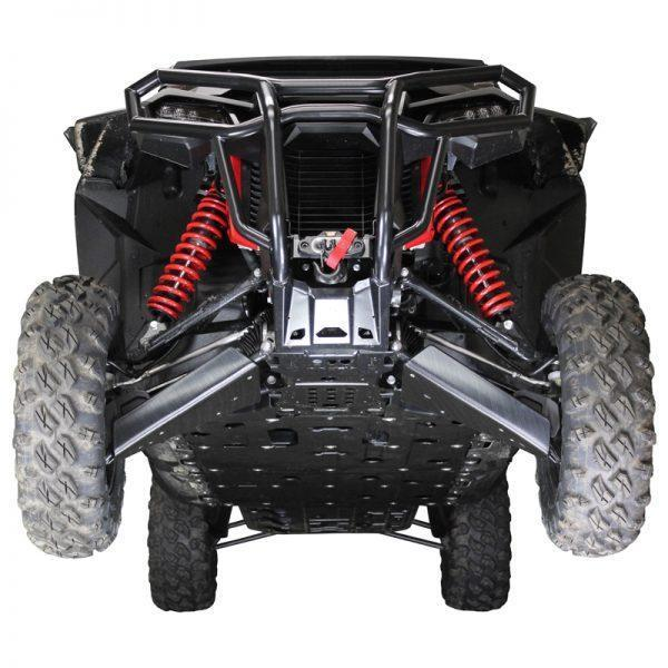 Factory UTV Honda Talon X 1000 UHMW A-Arm Guard Kit