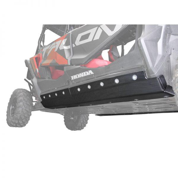Factory UTV Honda Talon 4X 1000 UHMW Rock Sliders