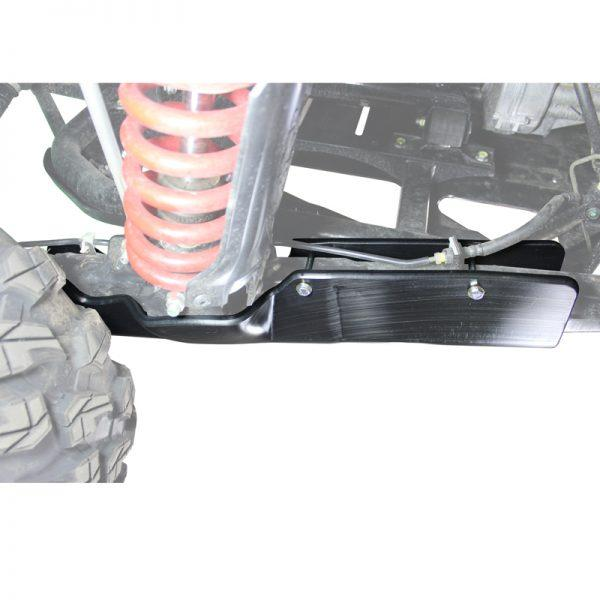 Factory UTV Honda Talon X 1000 UHMW Trailing Arm Guards