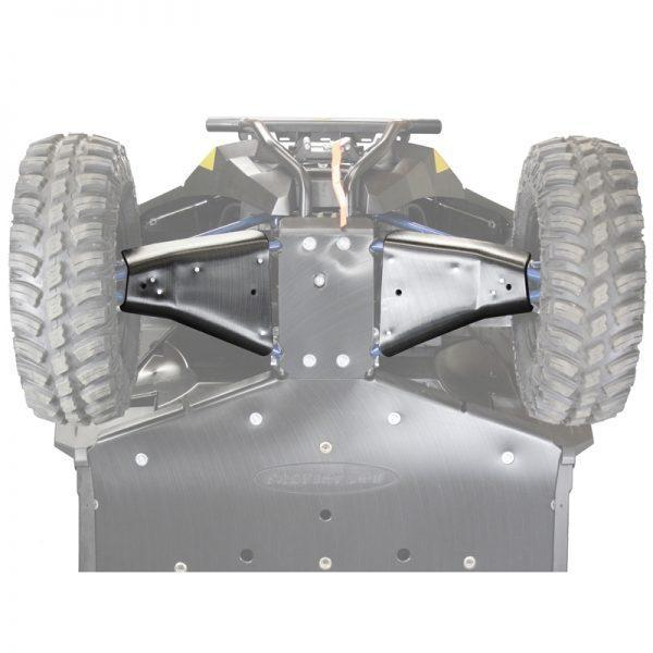 Polaris General 1000 - General 4 1000 UHMW A-Arm Guards General XP 1000 Deluxe