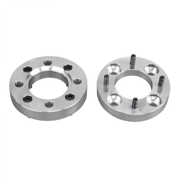 1 inch spacer flat front and back view