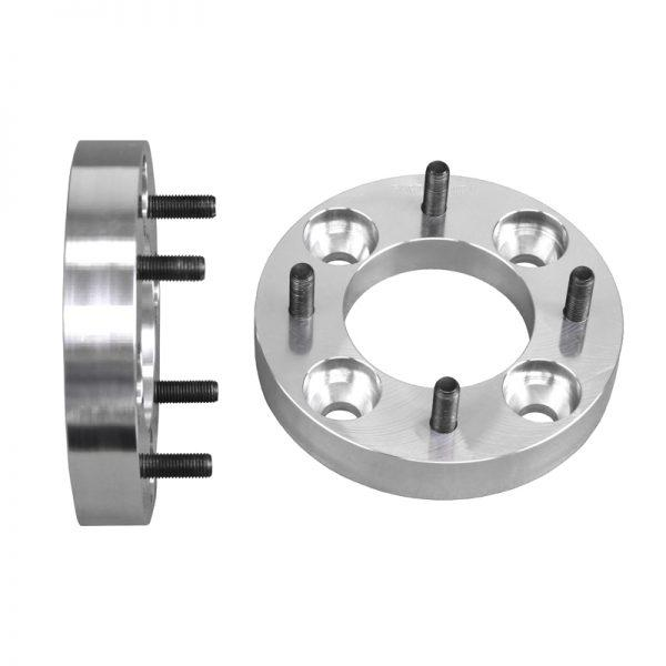 1 inch spacer flat and side view