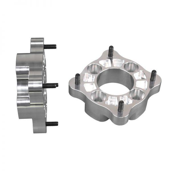 170 billet aluminum adapter kit