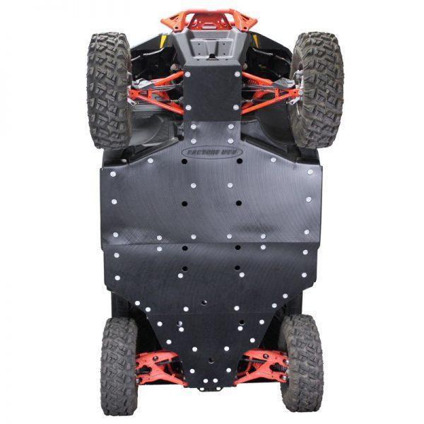 Factory UTV Can-Am Defender UHMW Skid Plate