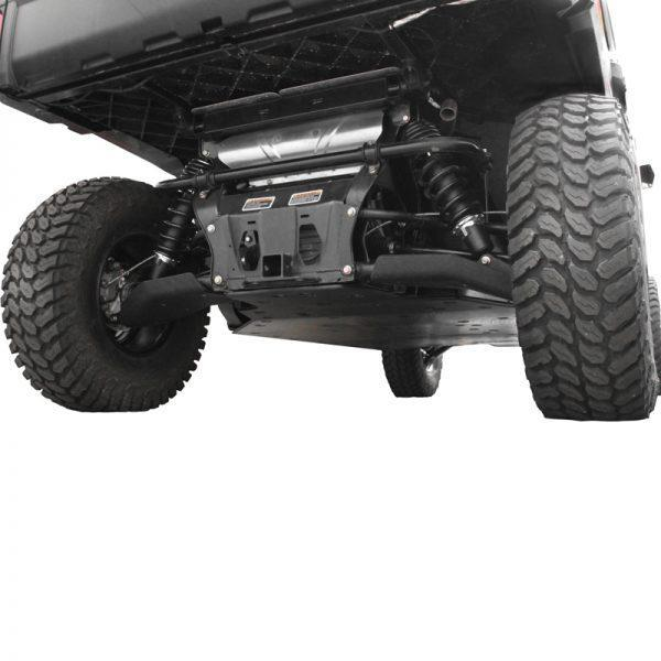 Can-Am Defender Max Ultimate Half Inch UHMW Armor Kit