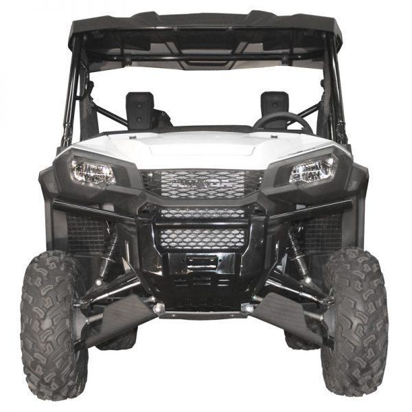 Honda Pioneer 1000 Ultimate UHMW Skid front shaded