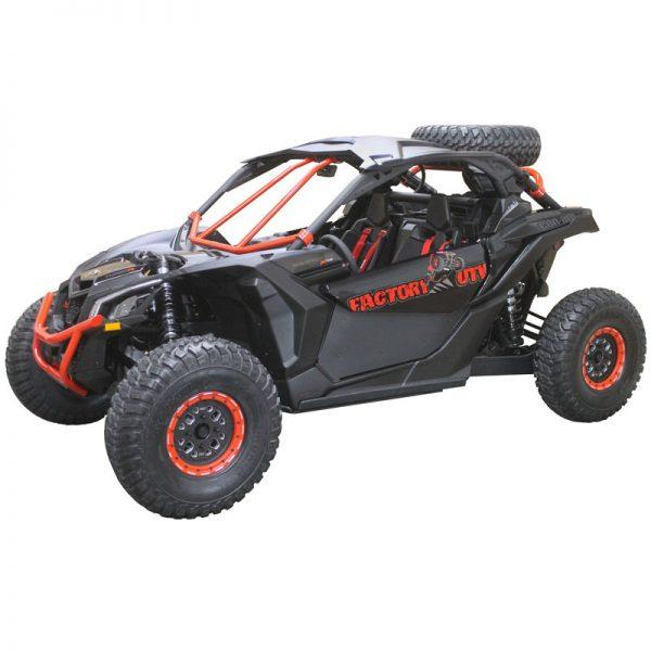 Can-Am Maverick X3 UHMW skids ult full and rock sliders