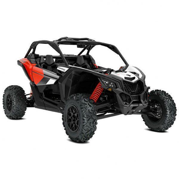 "Maverick X3 (72"" models)"