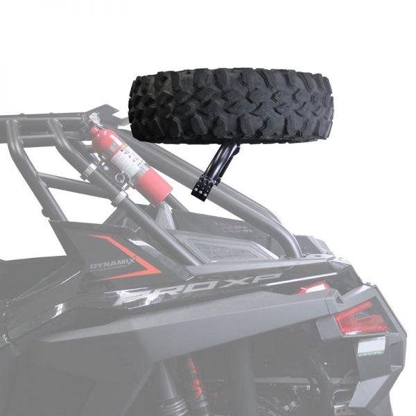 "Pro XP 4 ""Above The Roof"" Dual Clamp Spare Tire Mount."