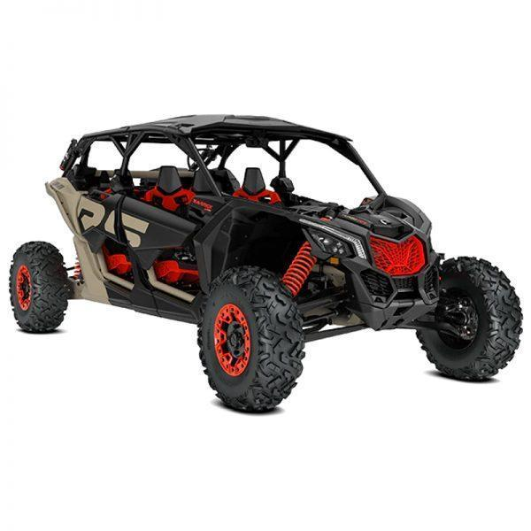 "Maverick X3 MAX (72"" models)"