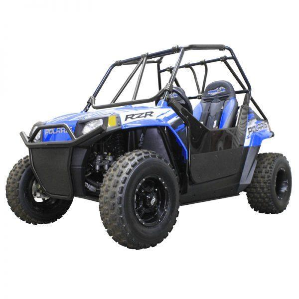 Polaris RZR 170 Doors driver side front angle full