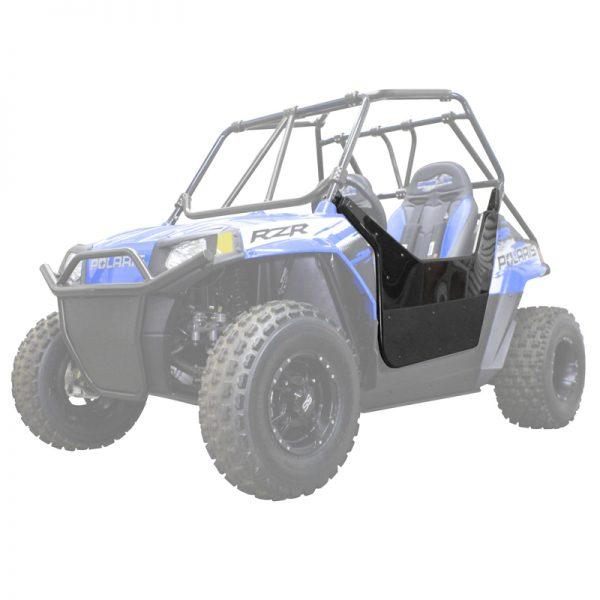 Polaris 170 Doors drivers side front angel shaded