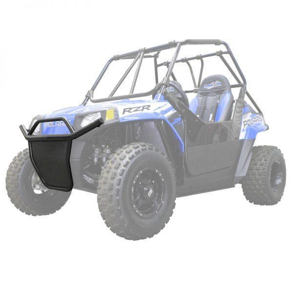 Polaris RZR 170 Front Bumper angle shaded