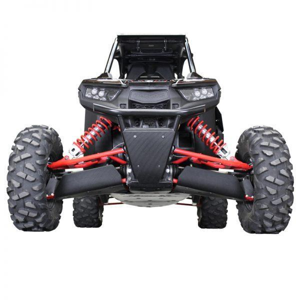 RS1 front bumper front view